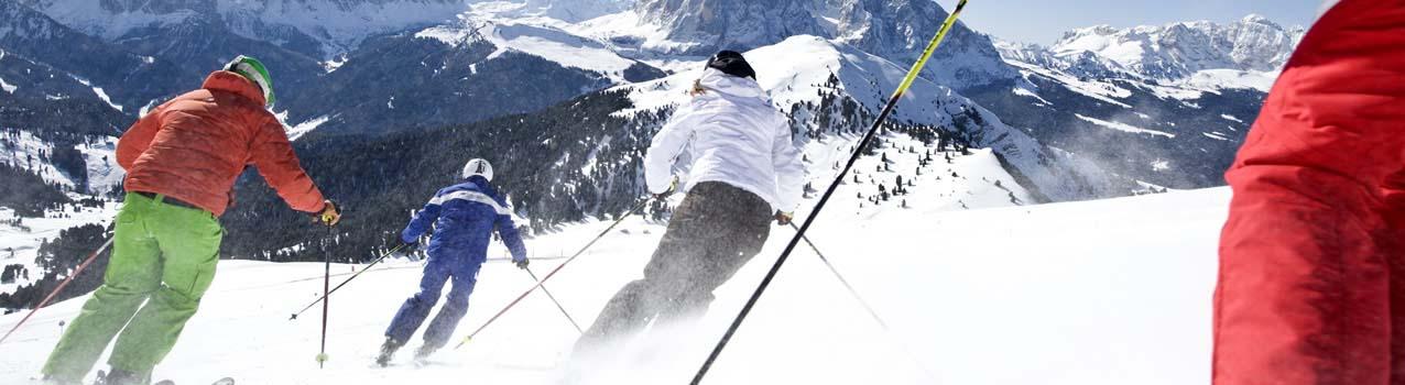 Ski Page banner image