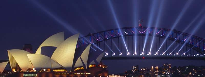 Australia & New Zealand Page banner image